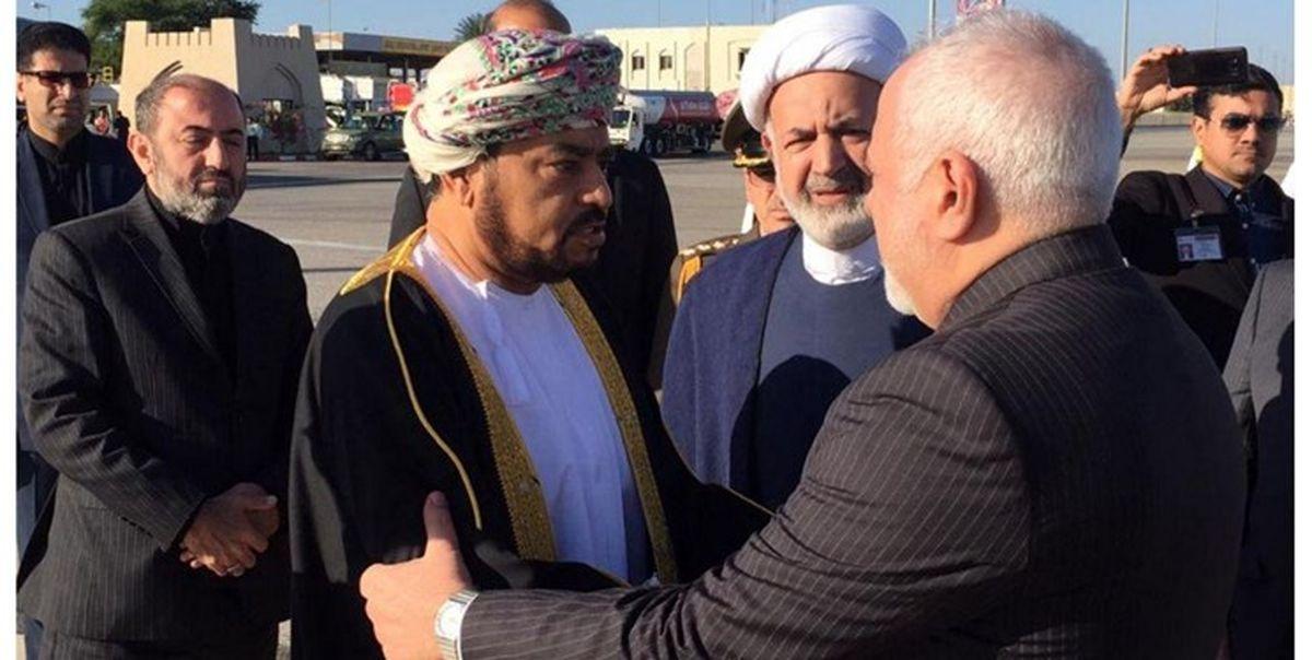 سفر ظریف به مسقط برای شرکت در مراسم سلطان عمان