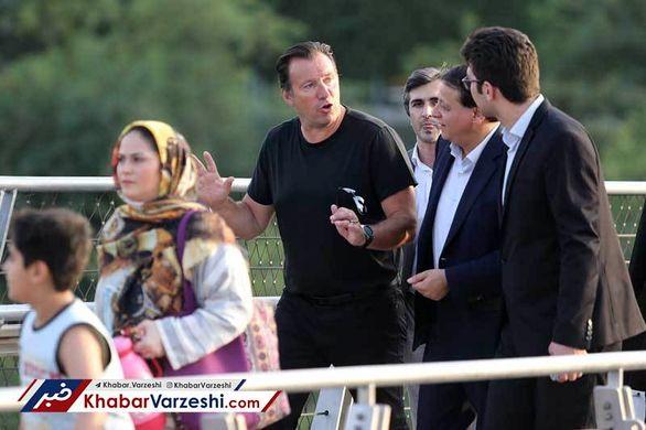 ویلموتس در استانه فسخ قرارداد با تیم ملی ایران