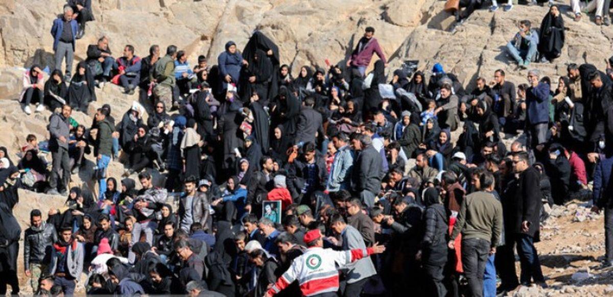افزایش کشتهشدگان حادثه ازدحام جمعیت کرمان