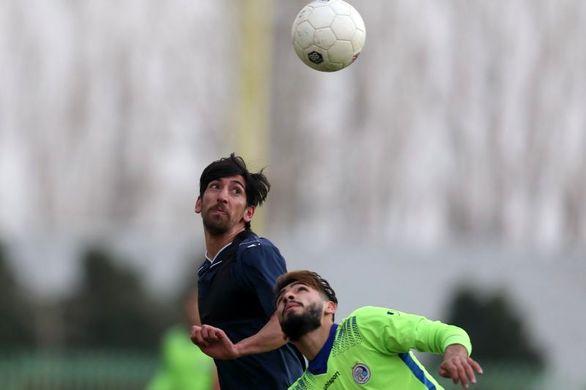 نتیجه بازی دوستانه استقلال - داماش تهران