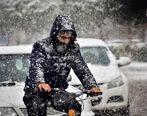 هشدار هواشناسی درباره بارش برف در ۱۳ استان