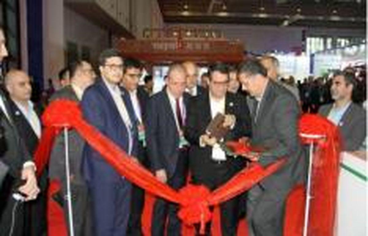 پاویون ایران در شانگهای با حضور وزیر صنعت، معدن و تجارت گشایش یافت