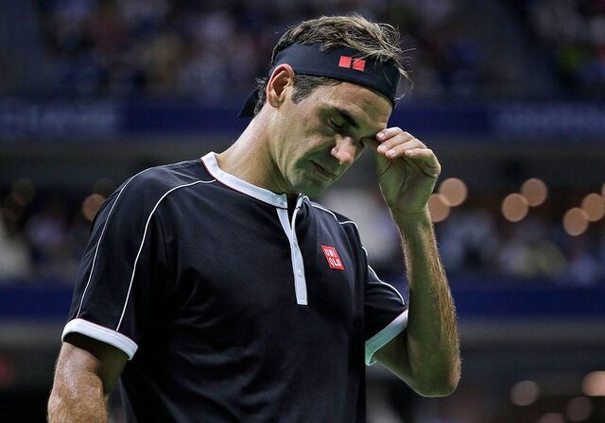 مرحله یک چهارم نهایی تنیس اپن آمریکا با شگفتی همراه شد.