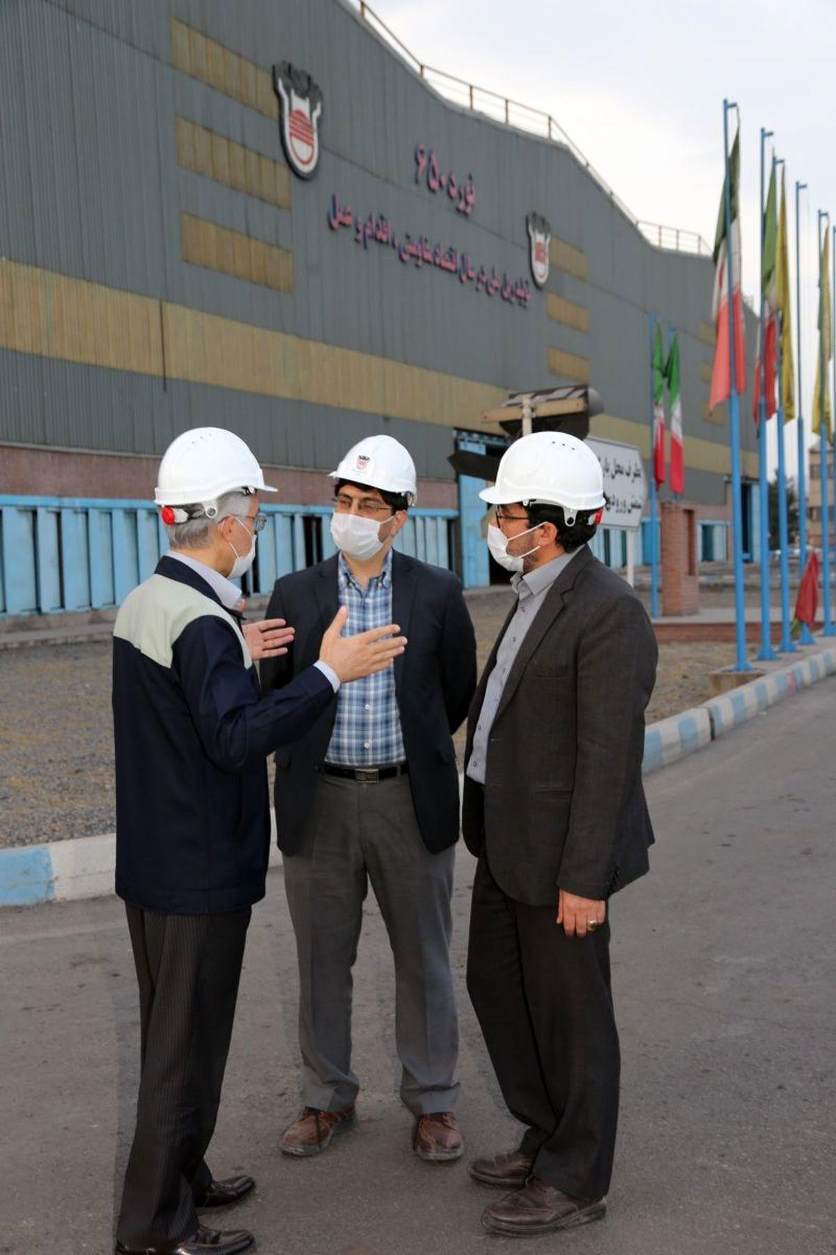 هدف مجلس ، انتفاع تولید کننده و مصرف کننده فولاد و ساماندهی بازار است