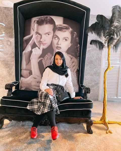 رفتار جلف صبا راد مجری مشهور در ترکیه + فیلم و عکس