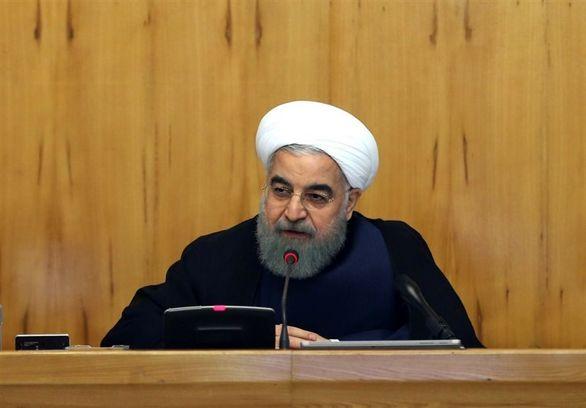 روحانی: مذاکره با چاقوکش ذلت است