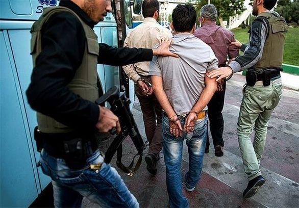 دستگیری 13 قمارباز در رشت