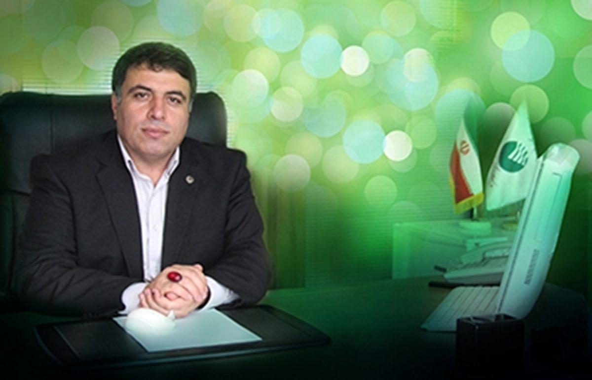رئیس جدید اداره کل برنامه ریزی و کنترل برنامه ها پست بانک ایران منصوب شد