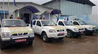 توزیع کمکهای کارکنان صنعت نفت جنوب به مناطق سیلزده