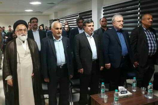 افتتاح دانشکده پرستاری و مامایی بندرعباس