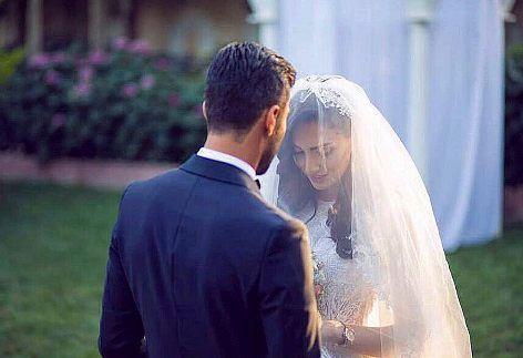 تصاویر لو رفته از مراسم ازدواج کاوه رضایی فوتبالیست معروف کشورمان + بیوگرافی و تصاویر