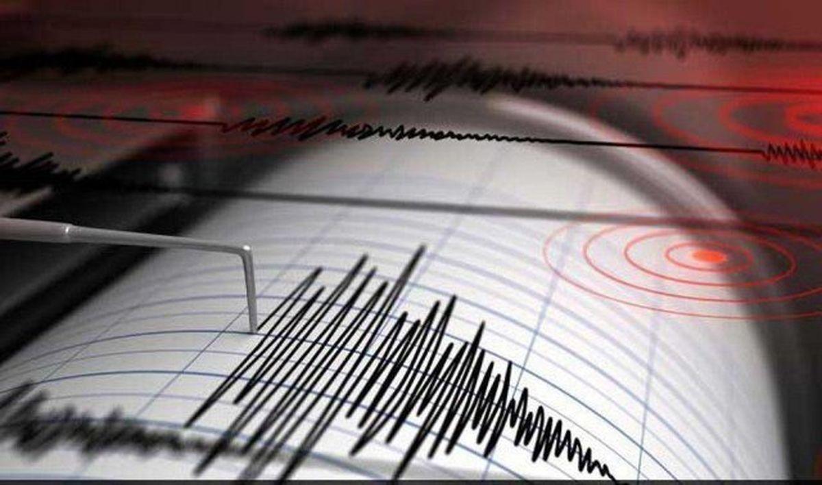 زمینلرزهی 5/7 ریشتری در ترکیه