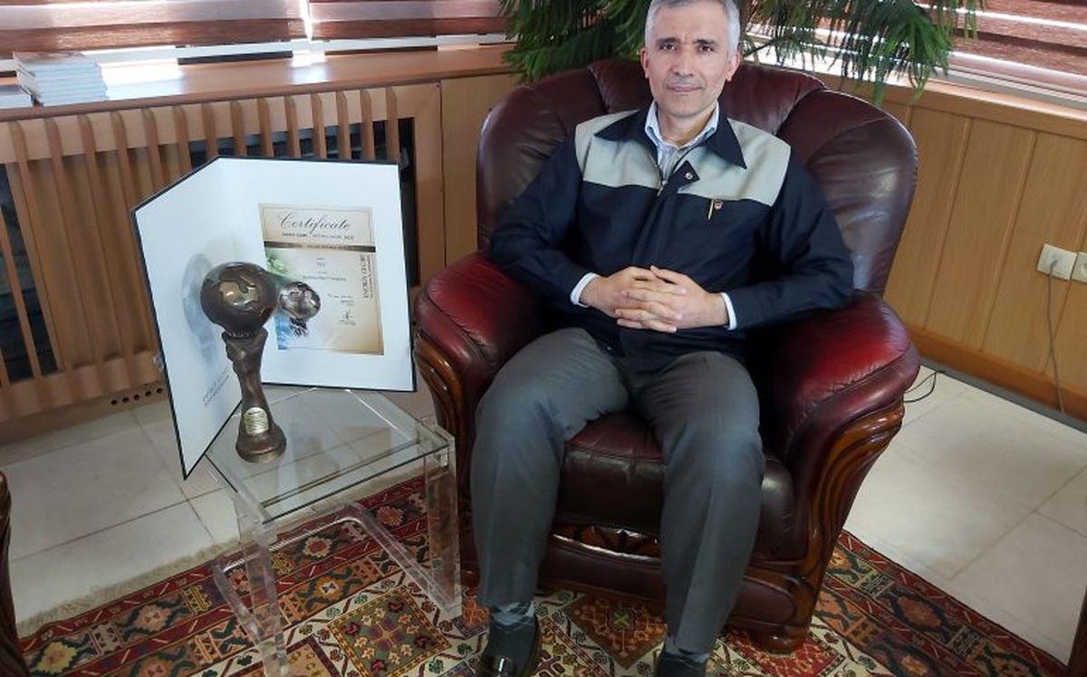 پروژه PCI ذوب آهن اصفهان، پروژه سبز ملی