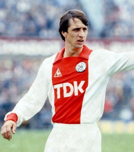 Johan Cruijff - Ajax   Voetbal posters, Voetbal poster, Voetbal ...