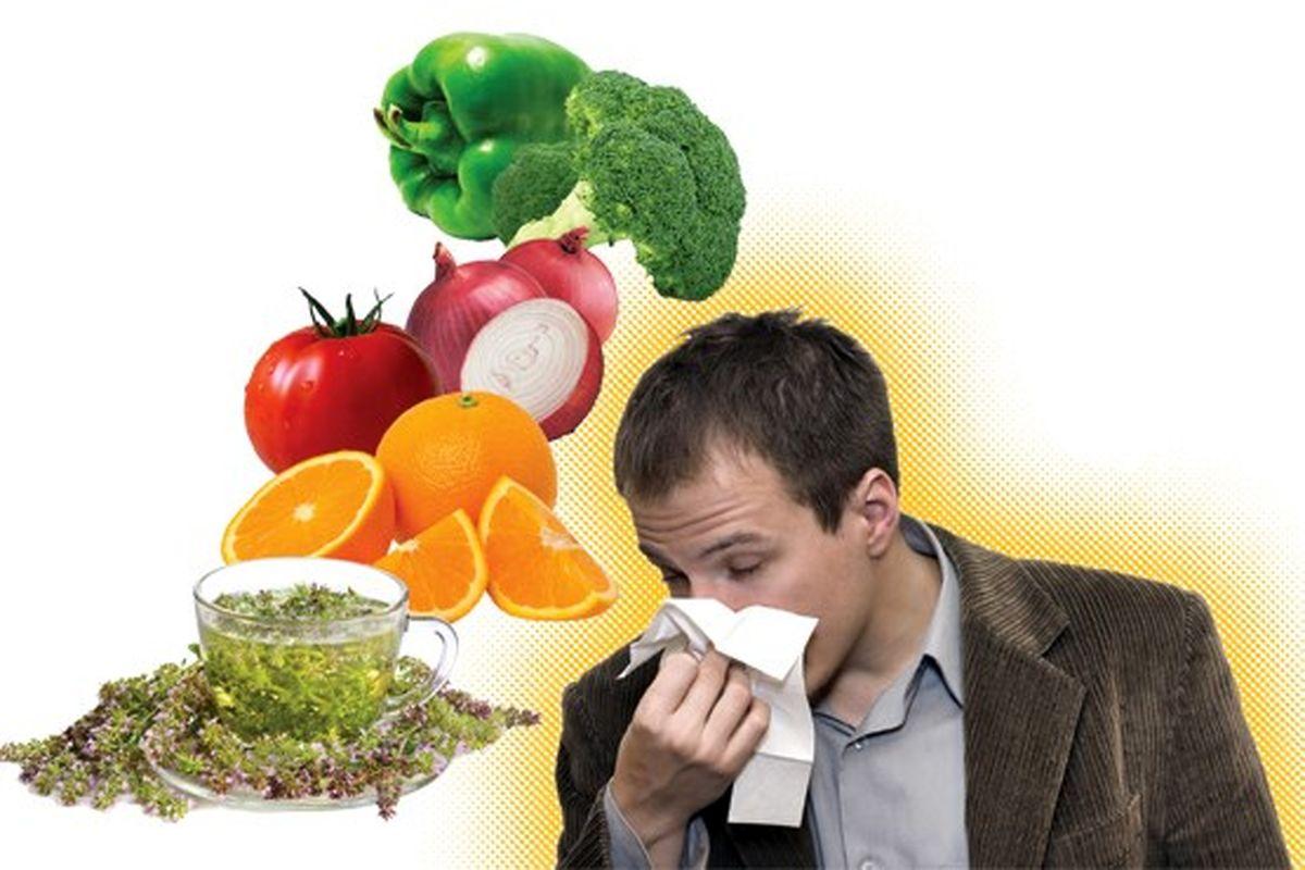آیا ویتامین C سرما خوردگی را درمان میکند؟