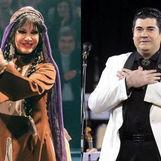 فیلم لو رفته از رقص زیبا و جنجالی فرزانه کابلی در کنسرت سالار عقیلی + فیلم