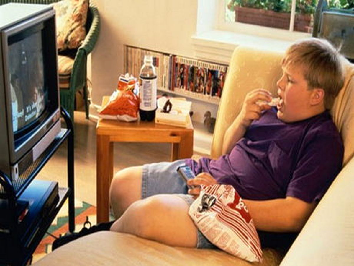راهکارهایی برای جلوگیری از اضافه وزن در کودکان