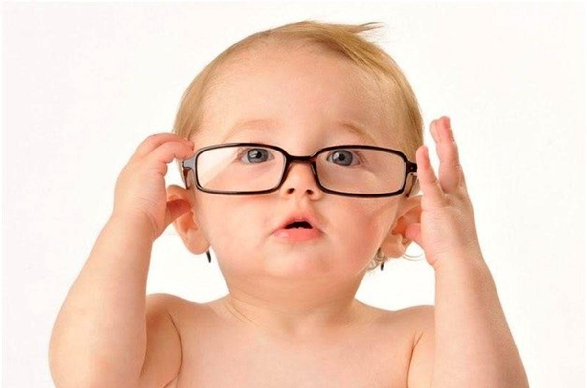 مشکل چشم کودکان با این علائم خود را نشان می دهد!