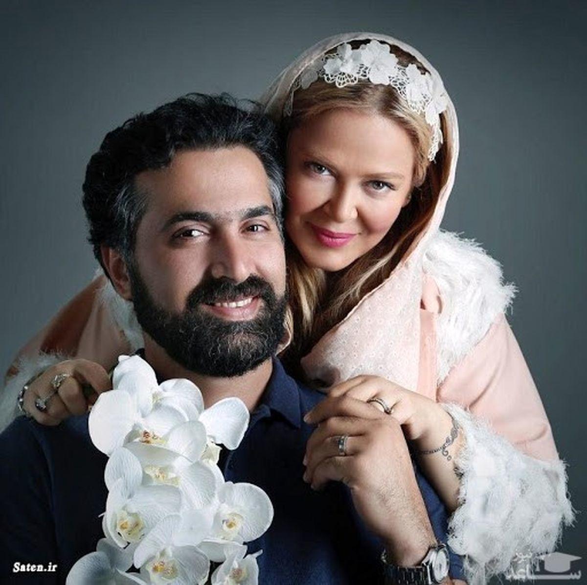 ژست های بچگانه بهاره رهنما در سالگرد ازدواجش حاشیه ساز شد + تصاویر