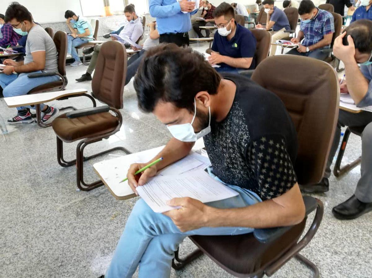 آزمون استخدامی پتروشیمی بندر امام برگزار شد