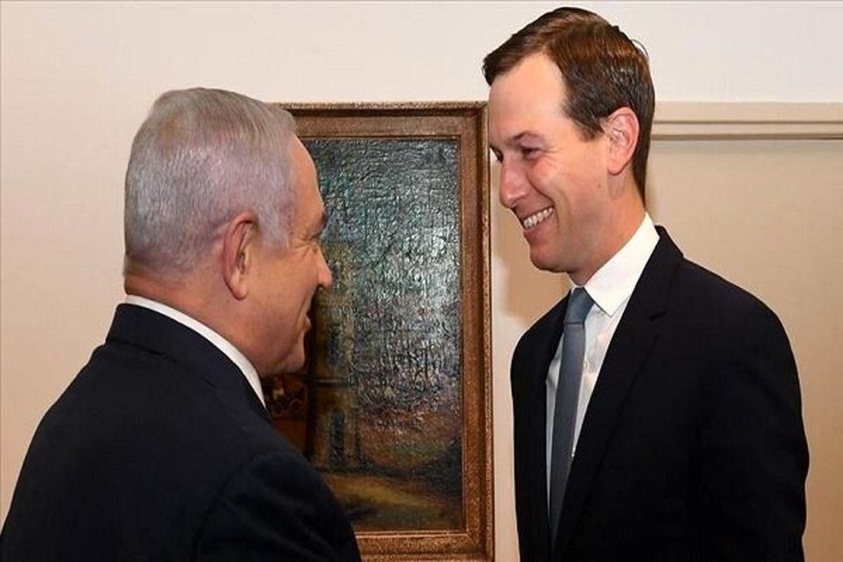 تهدید داماد ترامپ علیه فلسطینی ها