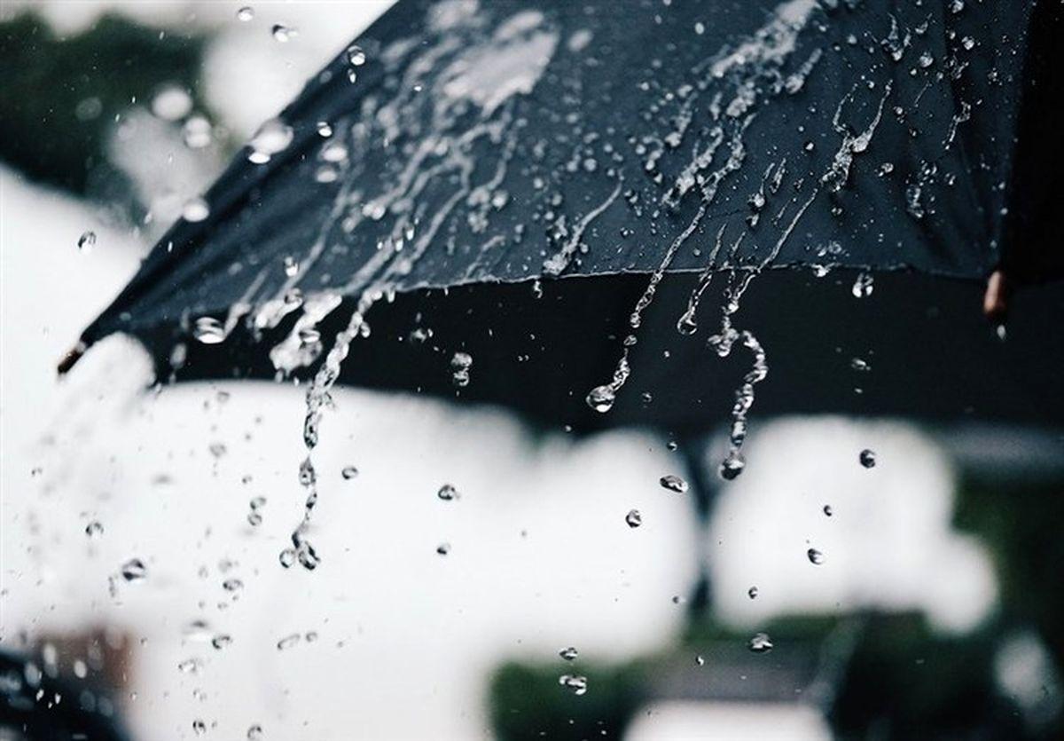 پیشبینی بارشهای پنج روزه در کشور