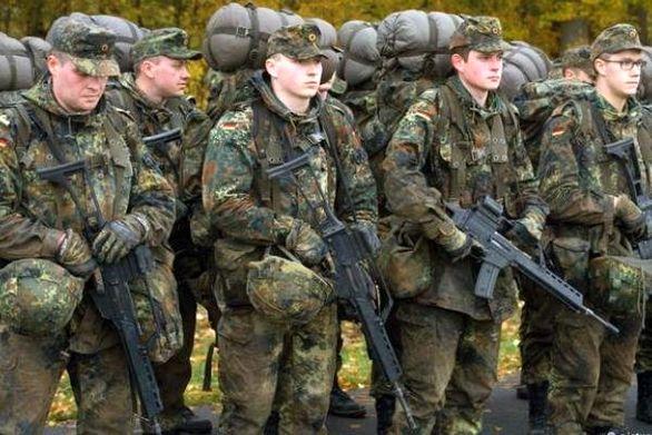 نظامیان آلمانی از عراق به ۲ کشور عربی می روند