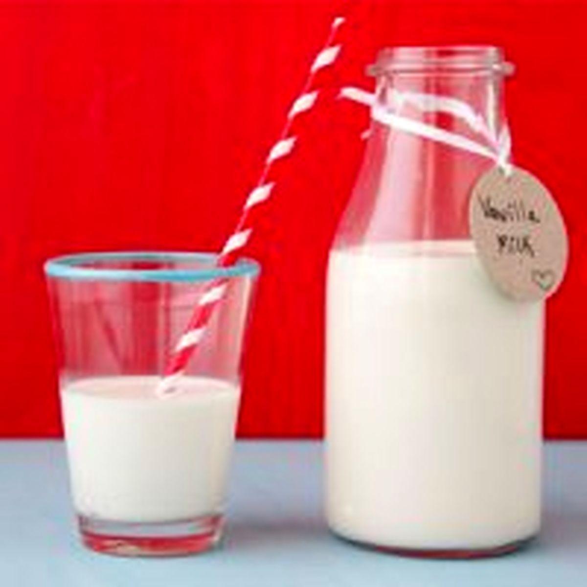بهترین زمان برای نوشیدن شیر چه زمانی است ؟