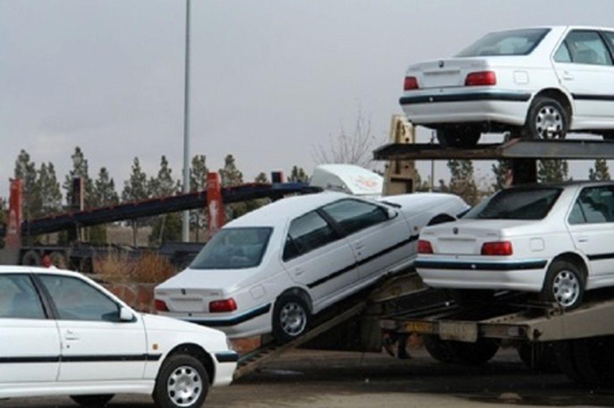 افزایش ۳۵ درصدی ظرفیت حمل محصولات ایران خودرو
