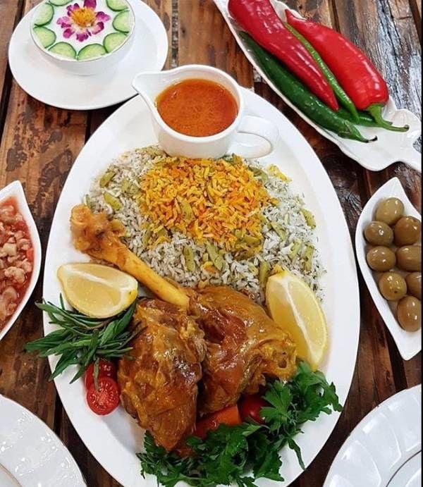 """آموزش طبخ """"باقالی پلو"""" به سبک ایران قدیم"""