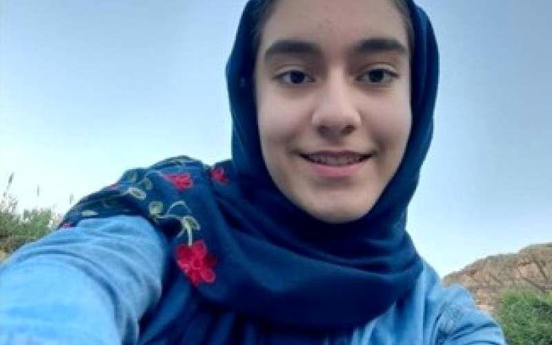 ناپدیدشدنتارا دختر۱۳ساله باشتی درنزدیکیخانهاش + عکس