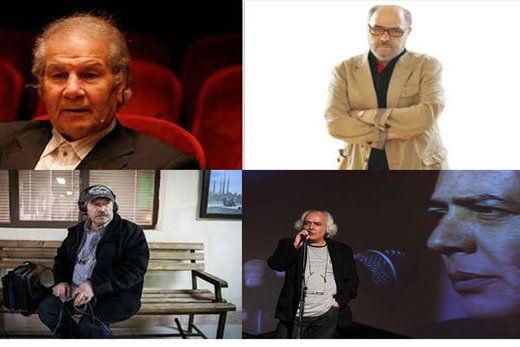 بزرگداشت چهار چهره سرشناس در جشن بزرگ سینمای ایران +عکس