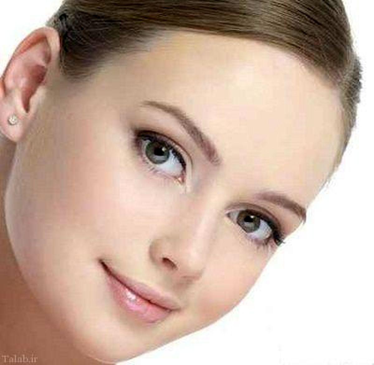 زیبایی طبیعی صورتتان را با این موارد دوچندان کنید
