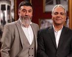 مهران مدیری| شوخی های عجیب با علی انصاریان در دورهمی + فیلم