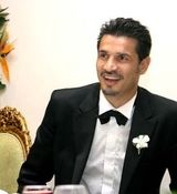 عکس لو رفته از مراسم ازدواج علی دایی و همسر دومش در هتل فرمانیه + بیوگرافی و تصاویر