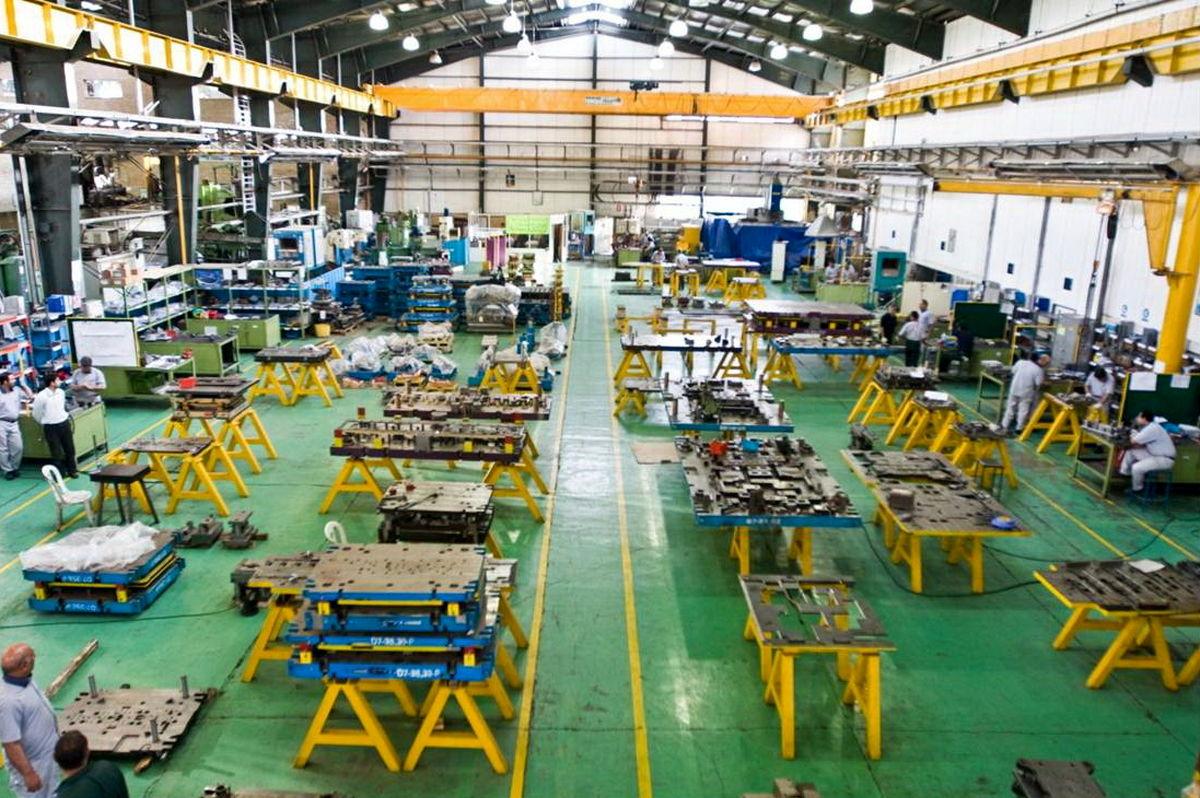 طراحی و تولید قالب شاسی کشنده خودروهای سنگین