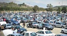 کاهش شدید تقاضا برای خودرو در بازار