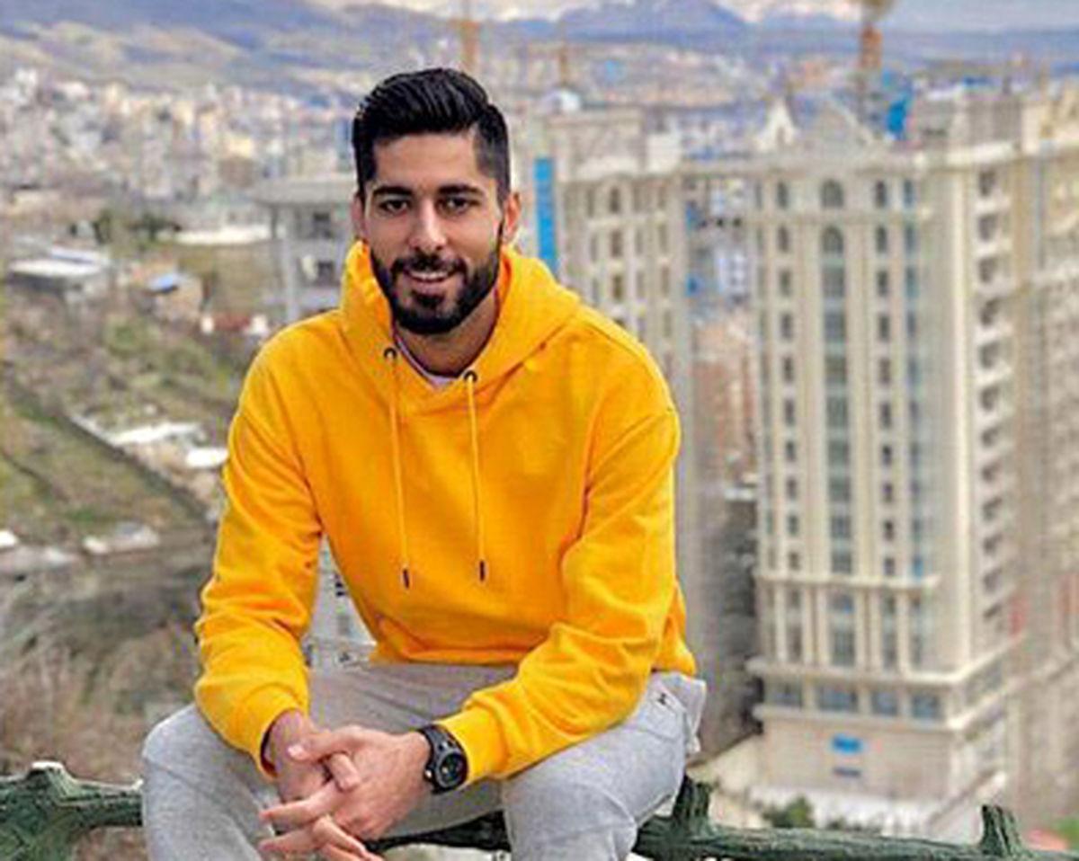 بیوگرافی علی شفیعی والیبالیست ایرانی + تصاویر