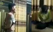 قتل مرد جوان و معشوقه اش با طناب دار + ویدئو