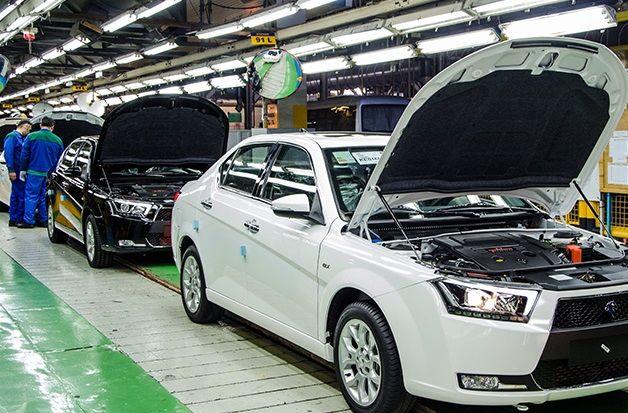 اولین تصاویر رسمی دنا پلاس توربوشارژ اتوماتیک منتشر شد / افتتاح خط تولید به صورت آزمایشی در ایران خودرو (+ تصاویر)
