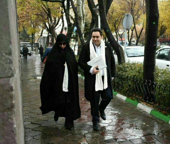 شال ست داماد و دختر رئیسجمهور سوژه شد +عکس