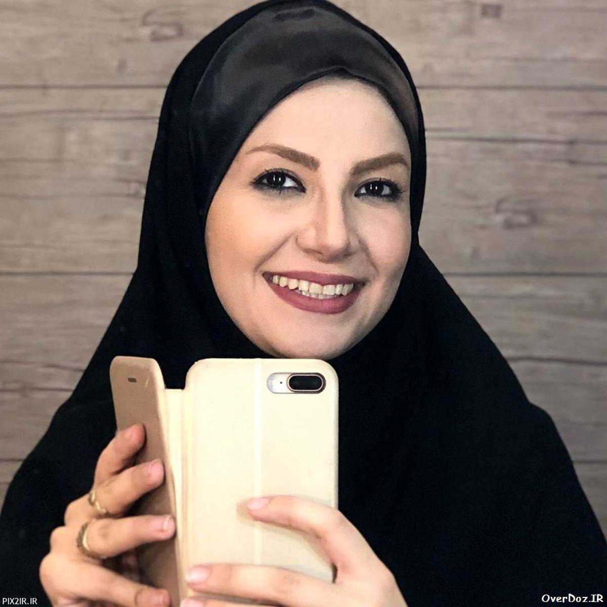 خاله شادونه پیر شد + عکس