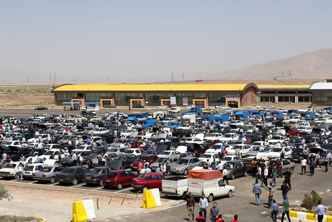 وضعیت بازار خودرو  در سال ۹۹