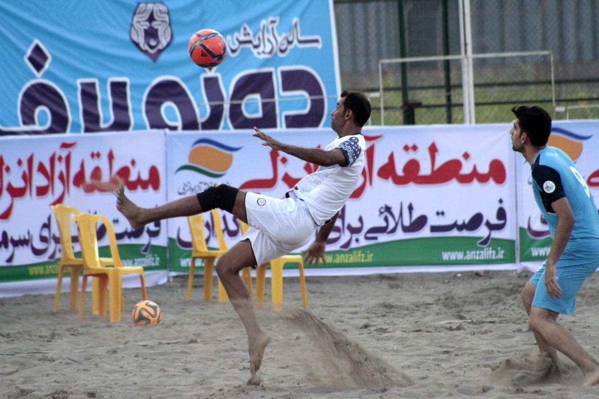 پیروزی ارزشمند شاهین خزر رودسر و پارس جنوبی بوشهر