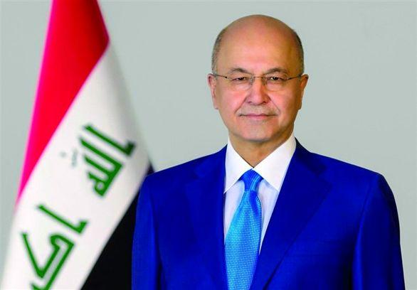 برهم صالح به بغداد باز میگردد