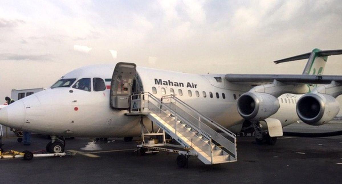 هواپیمای استقلال دچار نقص فنی شد