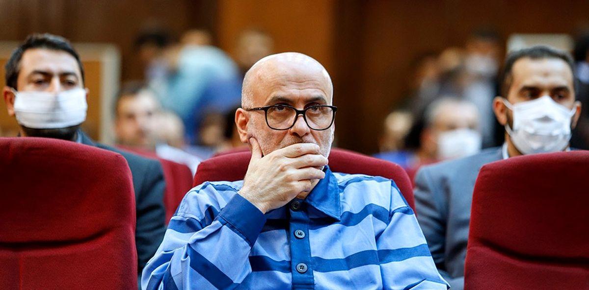 هشتمین دادگاه طبری برگزار شد