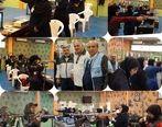 تیم بانوان پتروشیمی ماهشهر قهرمان جشنواره شهدای صنعت پتروشیمی شد