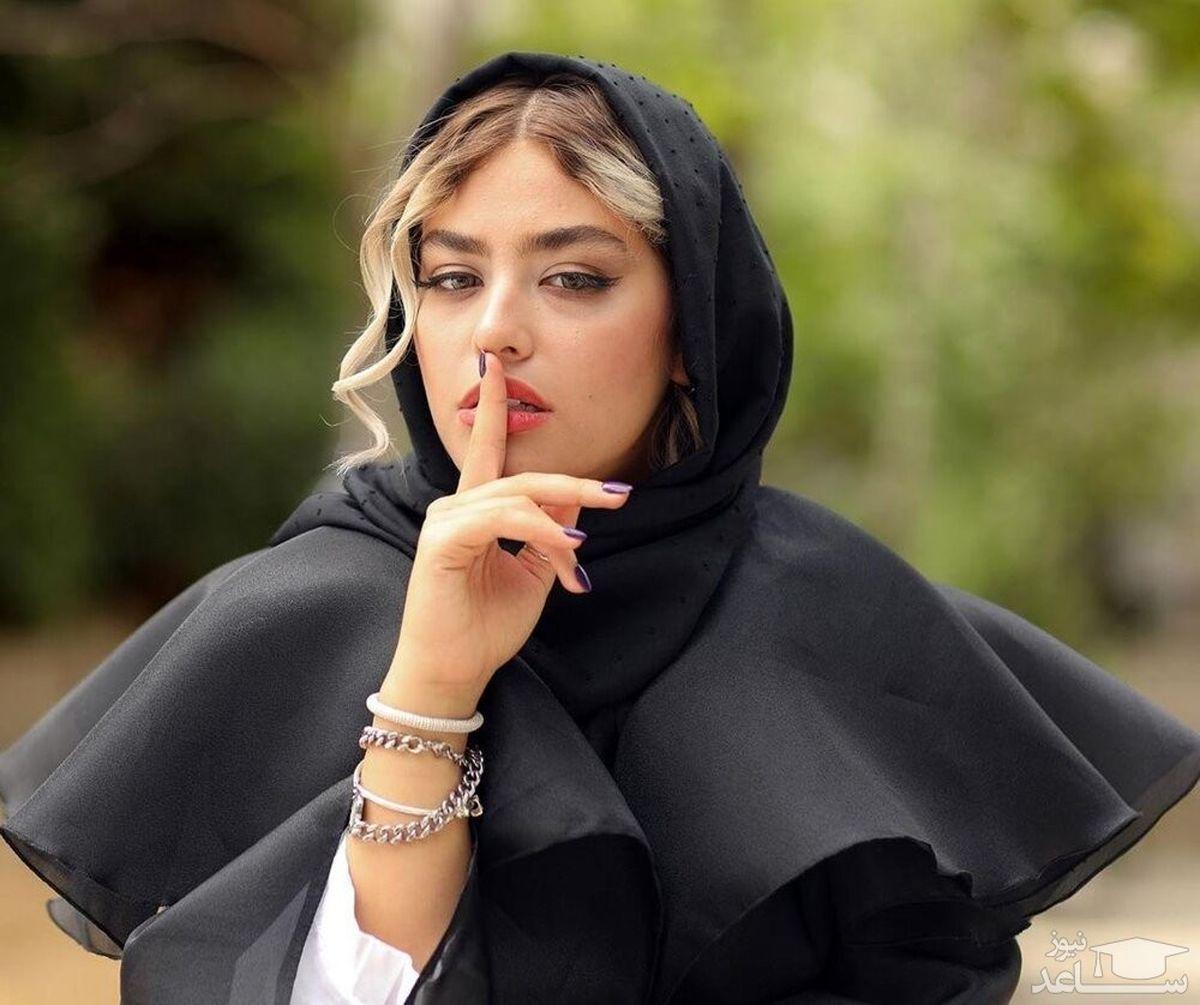 ریحانه پارسا رسما کشف حجاب کرد + عکس لورفته