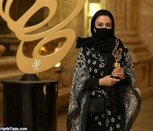 مریلا زارعی جایزه بهترین بازیگر زن در هیولا